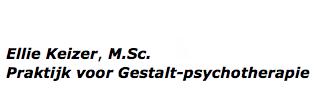 Ellie Keizer, M.Sc. – Praktijk voor Gestalt-psychotherapie Logo